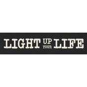 Dream Big- Tag- Light Up