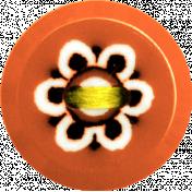 Our House-Button-Orange