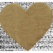 Our House-Cardboard-Heart 2