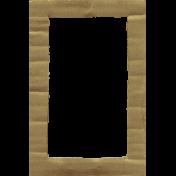 Our House-Cardboard-Frame