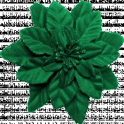 Winter Wonderland Christmas- Poinsettia Green