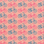Love At First Sight- Pink Paper Bicycles