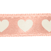 Love At First Sight- Heart Ribbon