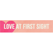 Love At First Sight- Tag Love at First Sight