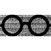 Shape Templates 1- Glasses 4