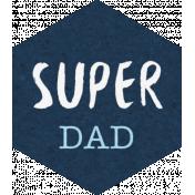 Tag Super Dad