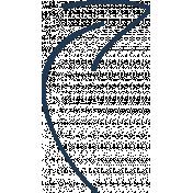 Doodle Navy Arrow 2
