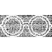 Doodle White Glasses 4