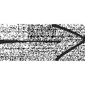 XY Doodle- Black Arrow 1