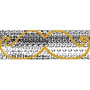 XY Doodle- Mustard Moustache 2
