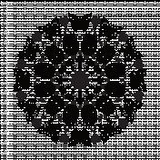 Easter Mandala Template