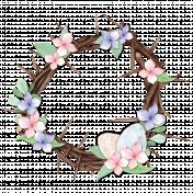 Easter Floral Crown
