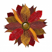 Flower - Autunm/fall leaves