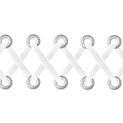 Criss cross lattice