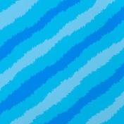 Paper – Torn stripes in blue