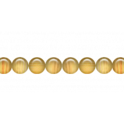 Ribbon – Wooden pearls 2