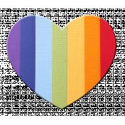 Heart – Rainbow 4
