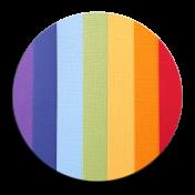 Button – Rainbow
