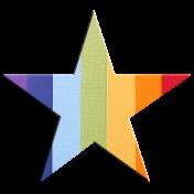 Star- Rainbow 1