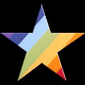 Star- Rainbow 2
