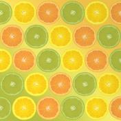 Paper- Delicious citrus