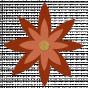 Flower – March 2021 brown