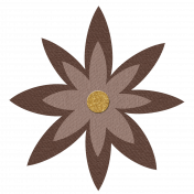 Flower – March 2021 gray