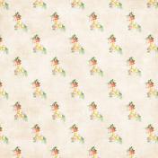 Flower Patterned Paper 3