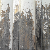 Old Painted Wood