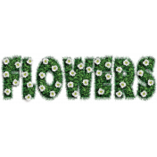 Word Art: Flowers 01
