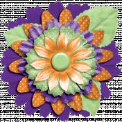 Halloween 2016: Flower Cluster 2