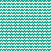 BYB 2016: Papers, Chevron 01, Teal