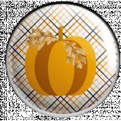 It's A Pie Time: Flair 04 Pumpkin