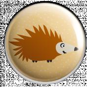 It's A Pie Time: Flair 02 Hedgehog