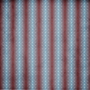 Traditions: Paper, Patterned: Floral Stripes 01