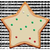 Xmas 2016: Cookie 01 Star