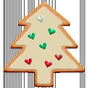 Xmas 2016: Cookie 02 Tree