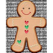 Xmas 2016: Gingerboy Cookie 01