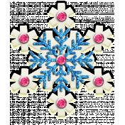 Xmas 2016: Fancy Snowflake 01