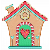 Xmas 2016: Gingerbread House