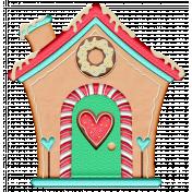 Xmas 2016: Gingerbread House