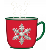 Xmas 2016: Steaming Mug