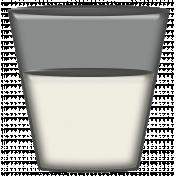 Xmas 2016: Glass of Milk