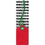 Xmas 2016: Hanging Tag