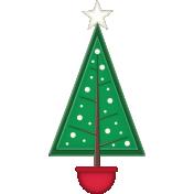 Xmas 2016: Christmas Tree 01