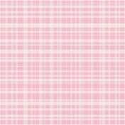 All About Hearts 2017: Paper, Plaid 01, Pink