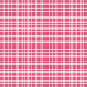 All About Hearts 2017: Paper, Plaid 01, Dark Pink