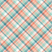 Summer Essence 2017: Patterned Paper, Plaid 01