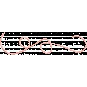 Summer Essence 2017: String 05, Pink