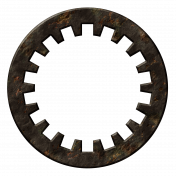 Steampunk Gear 07